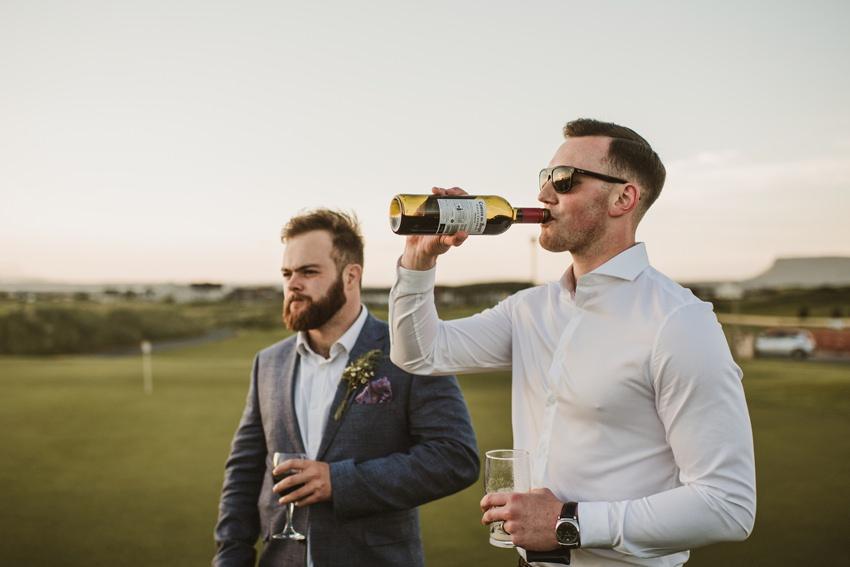 beach wedding Ireland 00086
