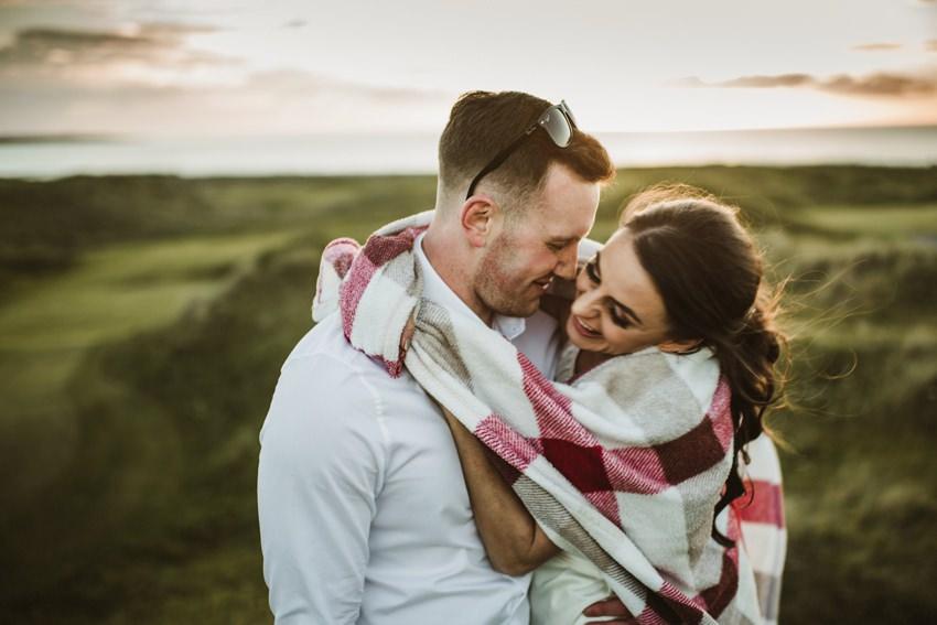 beach wedding Ireland 00090