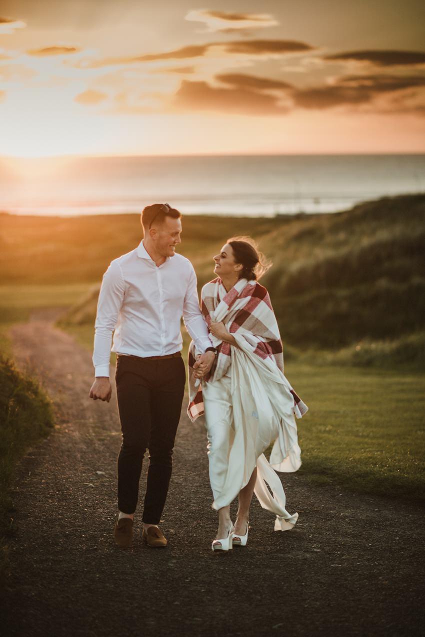 beach wedding Ireland 00100