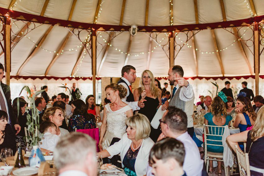 inside Ballintubbert tent, wedding tent, your,