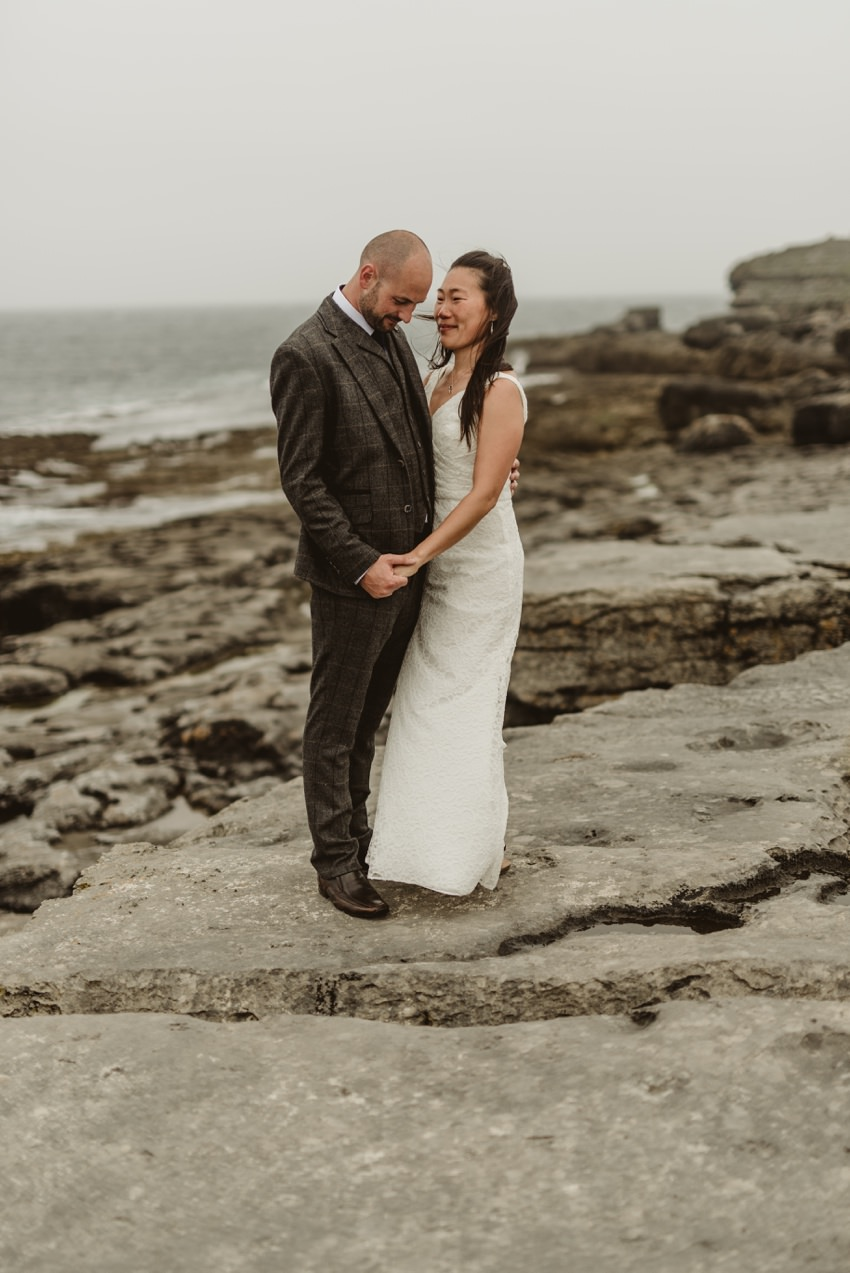 Inishmore Aran Islands wedding Ireland 0003