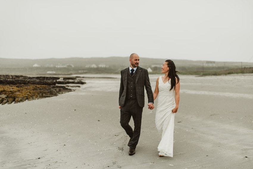 Inishmore Aran Islands wedding Ireland 0025