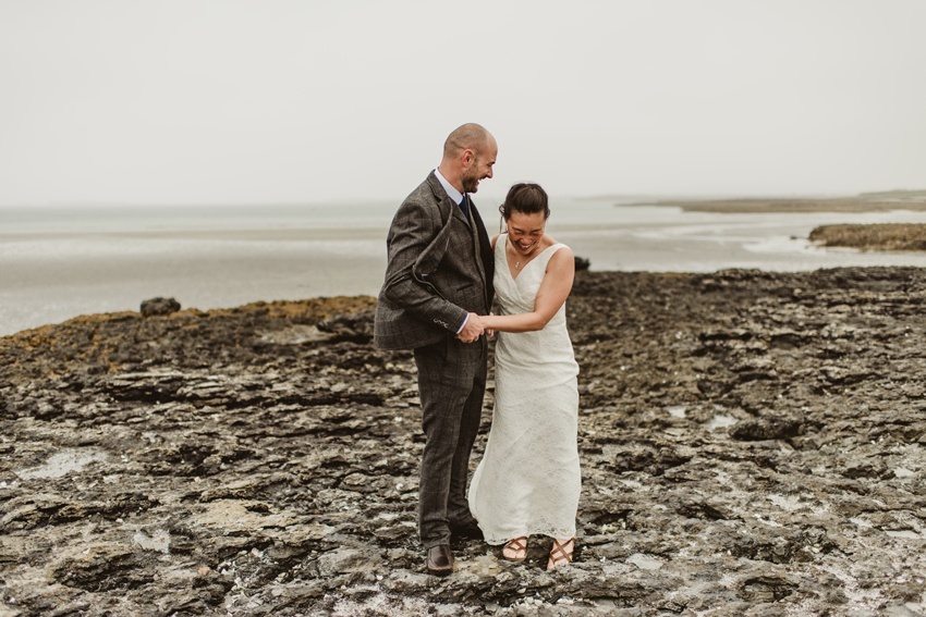 Inishmore Aran Islands wedding Ireland 0028