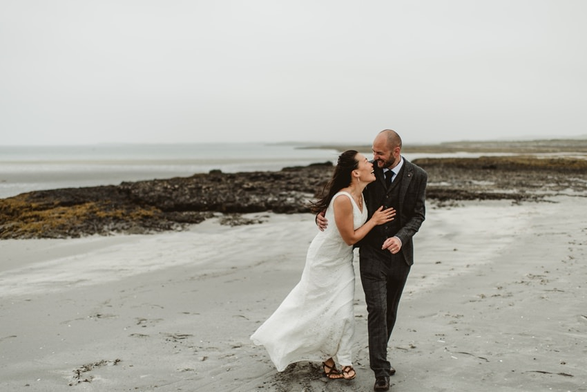 Inishmore Aran Islands wedding Ireland 0033
