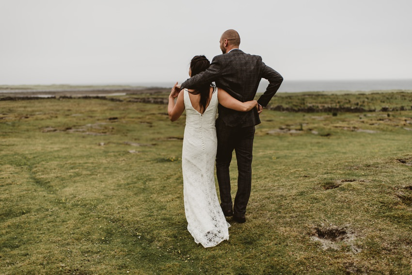 Inishmore Aran Islands wedding Ireland 0039