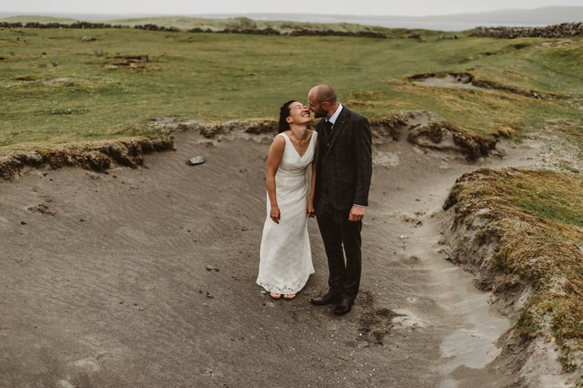 Inishmore Aran Islands wedding Ireland 0043