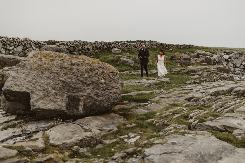 Inishmore Aran Islands wedding Ireland 0044