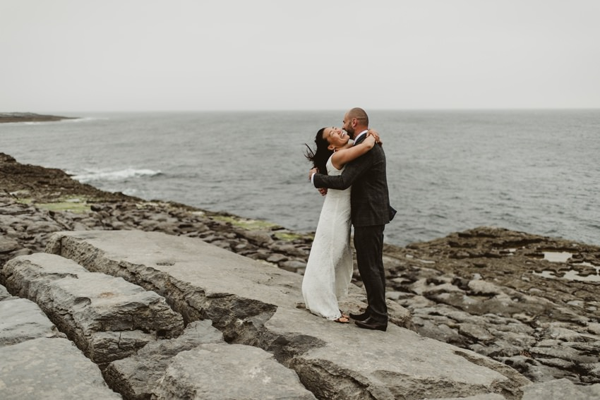 Inishmore Aran Islands wedding Ireland 0045