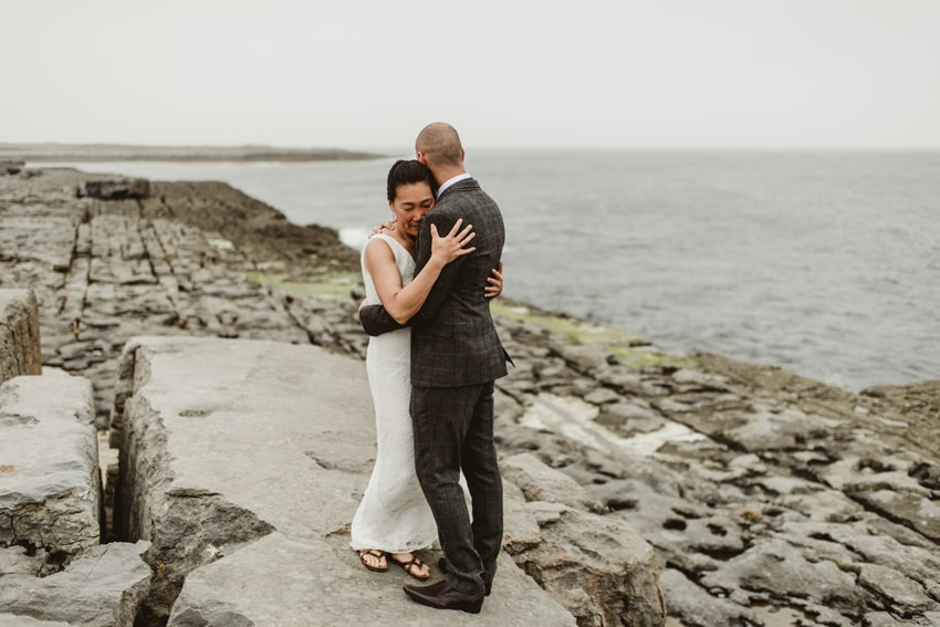 Inishmore Aran Islands wedding Ireland 0046