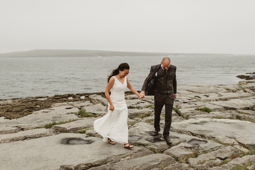 Inishmore Aran Islands wedding Ireland 0047