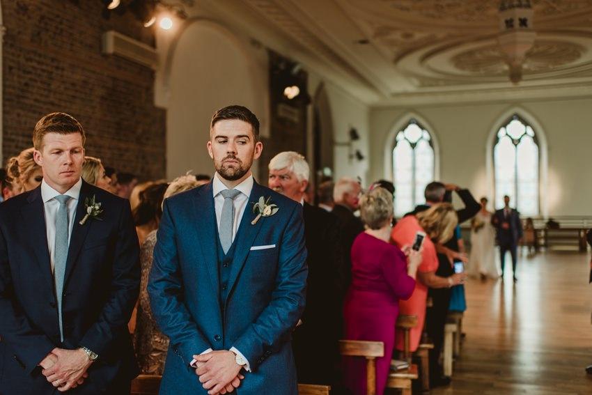 Smocka Alley Thetre wedding in Dublin City 00009