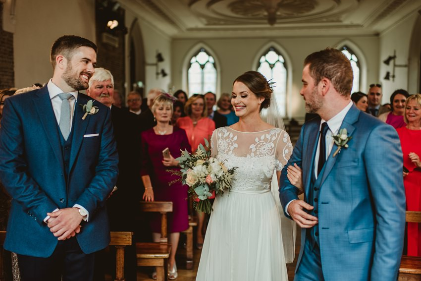 Smocka Alley Thetre wedding in Dublin City 00010