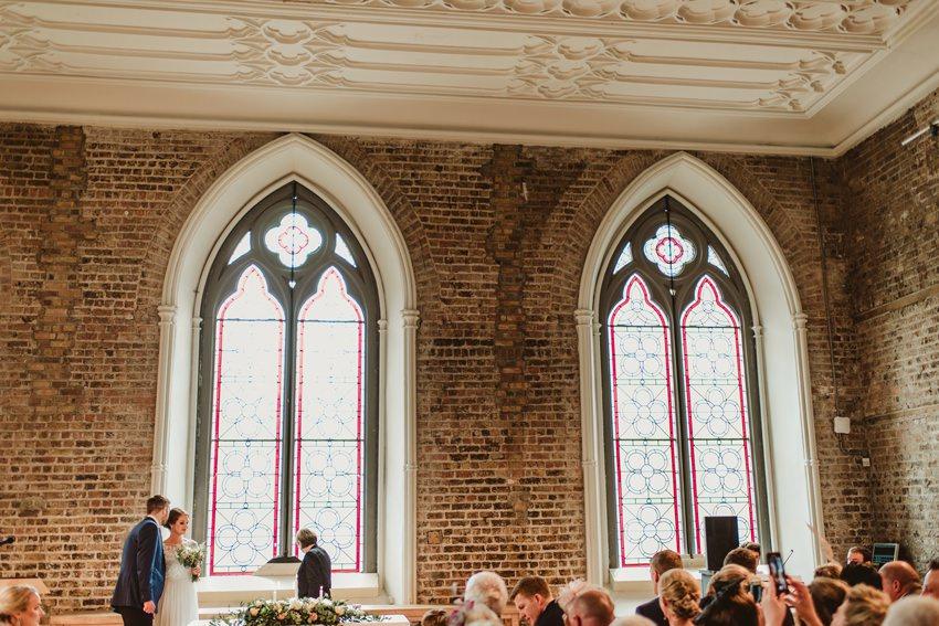 Smocka Alley Thetre wedding in Dublin City 00014