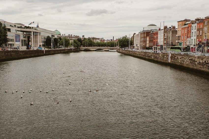 Smocka Alley Thetre wedding in Dublin City 00018
