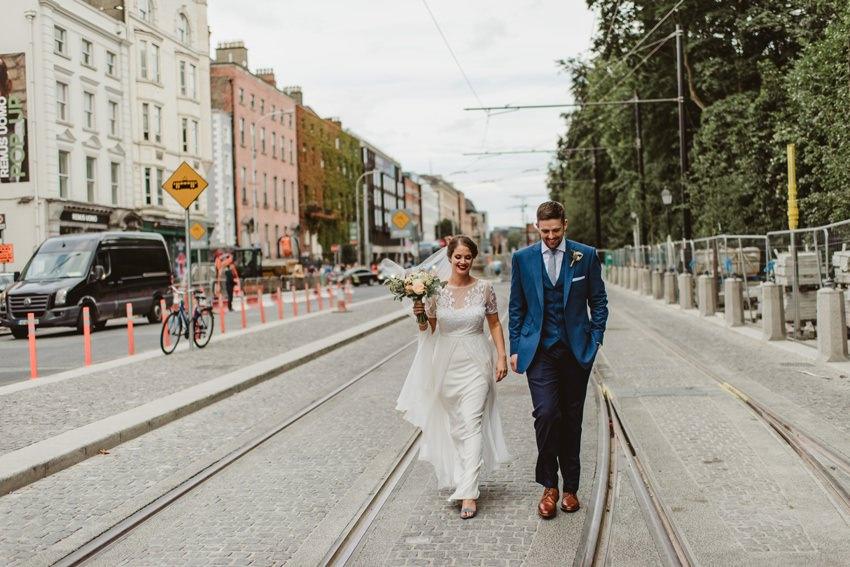 Smocka Alley Thetre wedding in Dublin City 00041