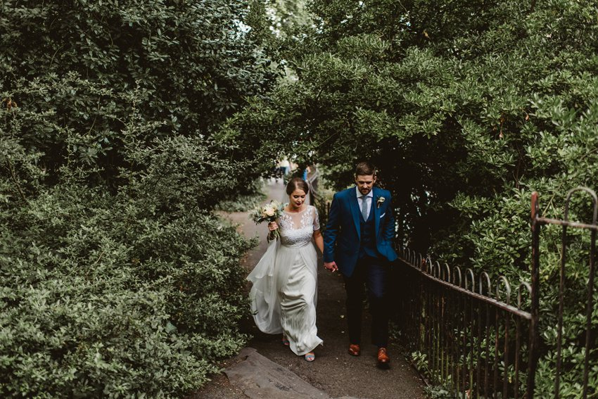Smocka Alley Thetre wedding in Dublin City 00043