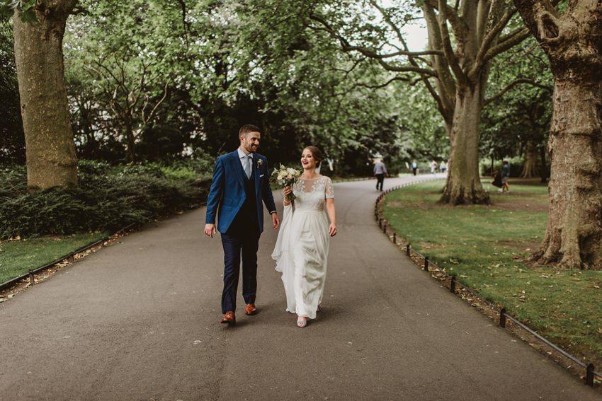Smocka Alley Thetre wedding in Dublin City 00044