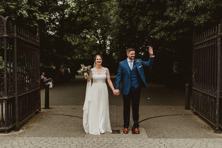 Smocka Alley Thetre wedding in Dublin City 00050