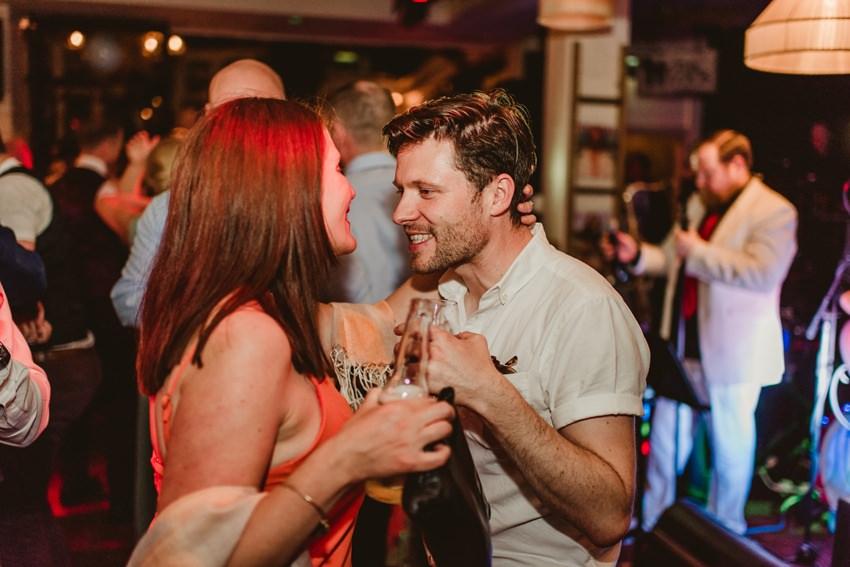 Smocka Alley Thetre wedding in Dublin City 00073