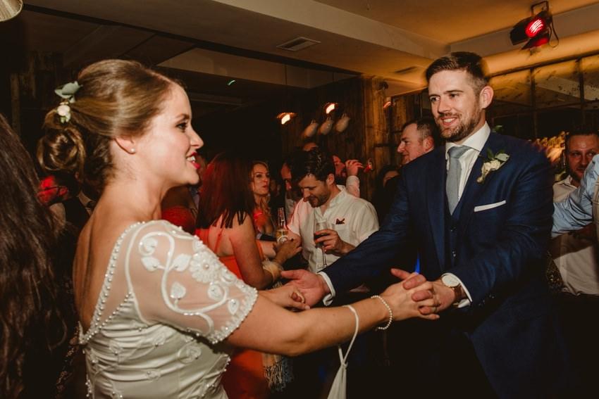 Smocka Alley Thetre wedding in Dublin City 00075