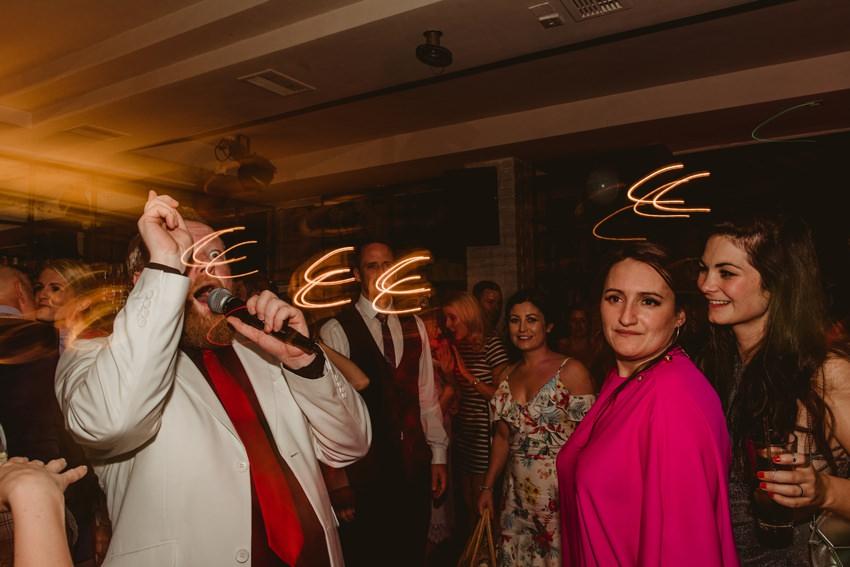 Smocka Alley Thetre wedding in Dublin City 00078