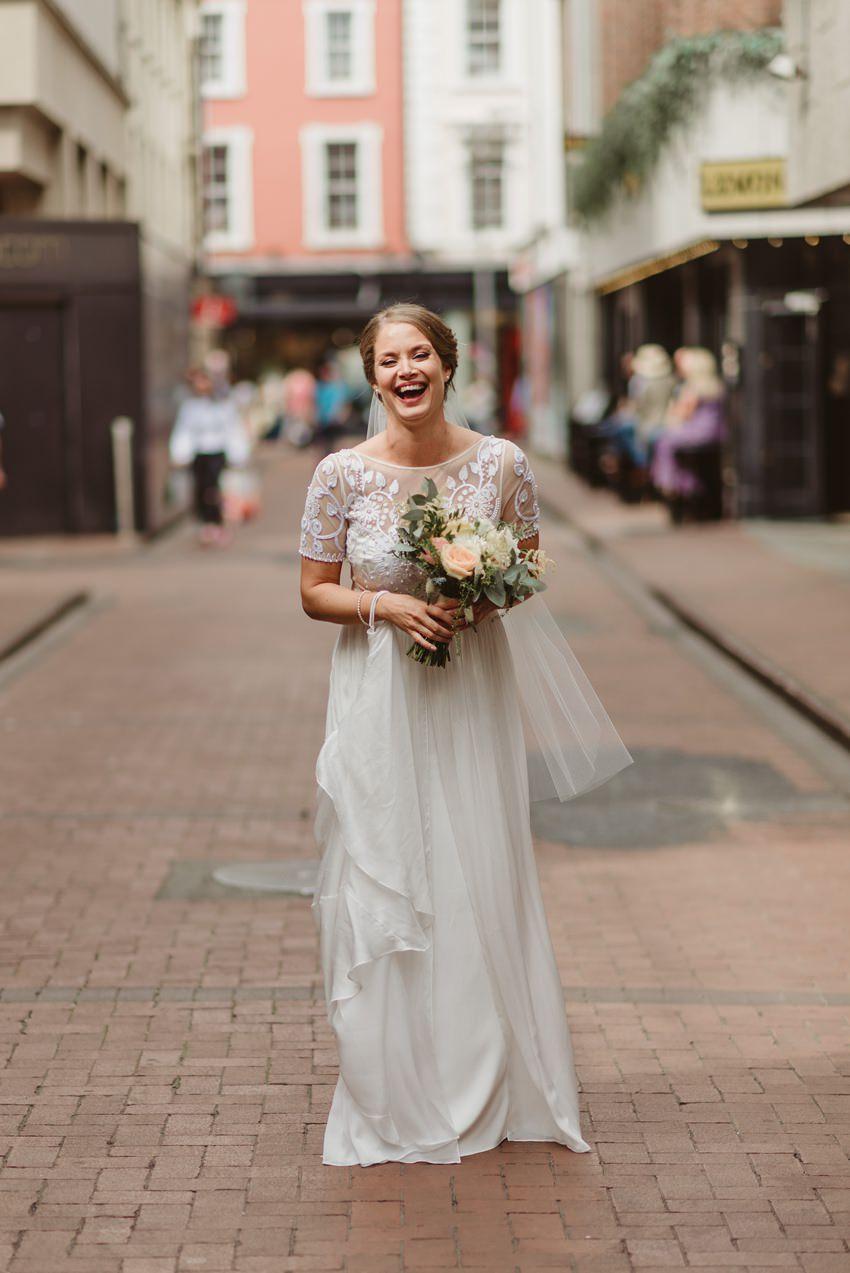 Smocka Alley Thetre wedding in Dublin City 00093