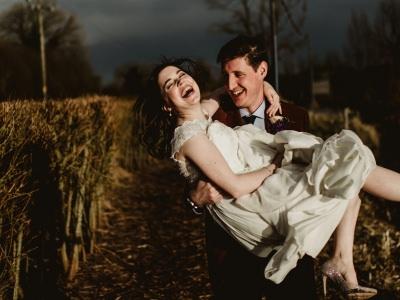 wedding at mount druid, darek novak photography, mount druid price, barn venue ireland,