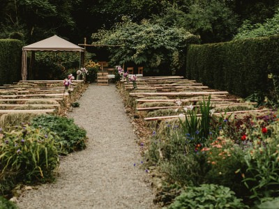Lakeview Organic Farm Wedding