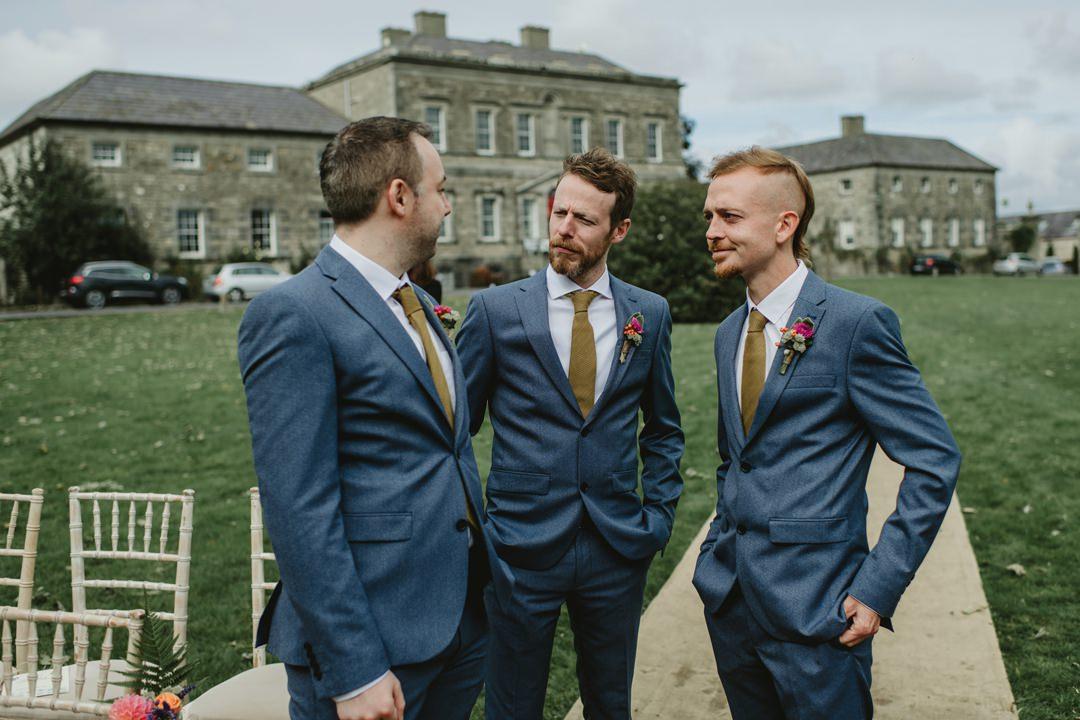 Bellinter House Wedding 00037