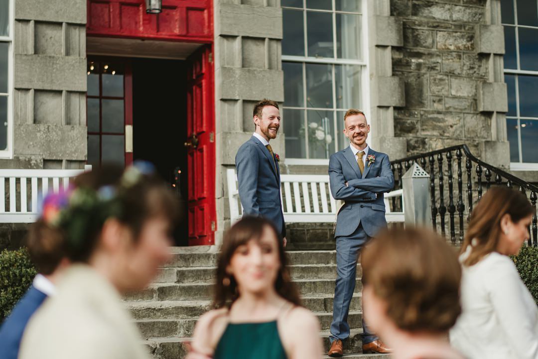 Bellinter House Wedding 00061