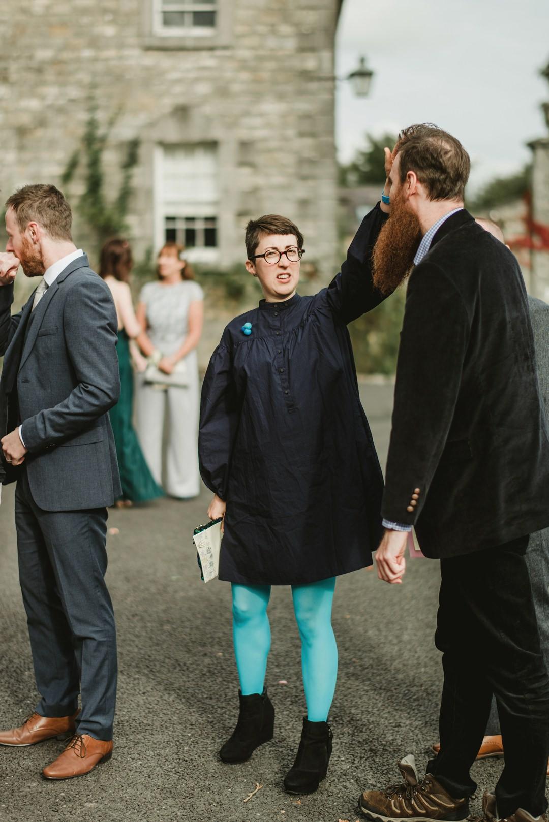 Bellinter House Wedding 00063