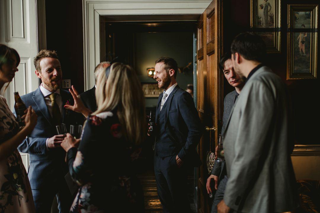 Bellinter House Wedding 00090