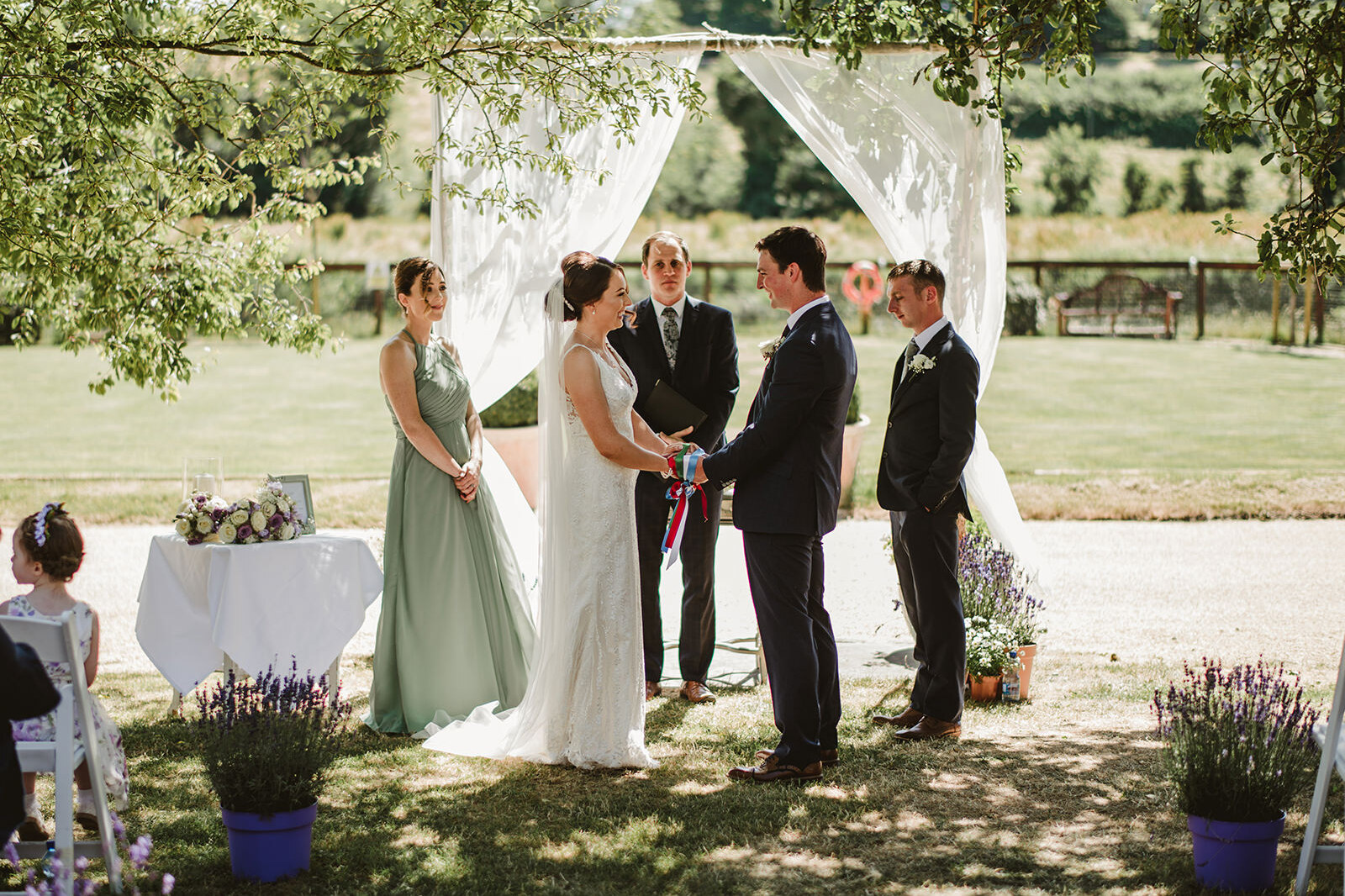The Millhouse, mill ceremony, orchard,outdoor