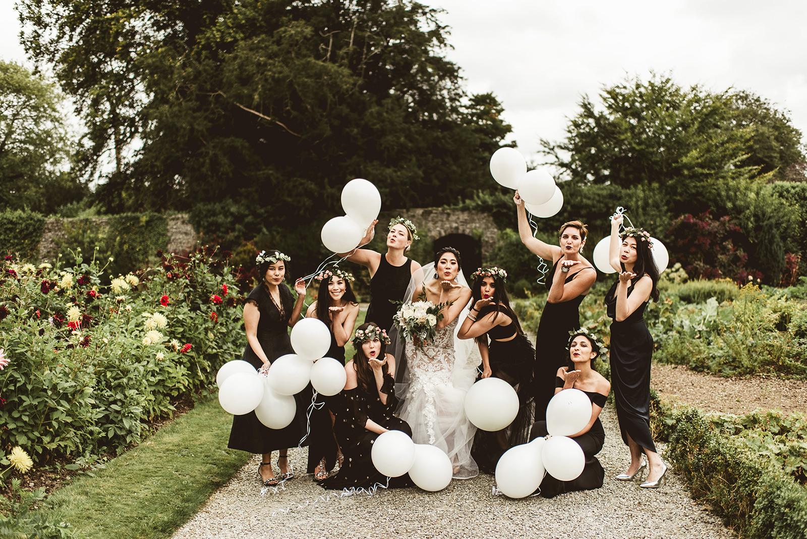 Mount Juliete wedding, kildare photographer
