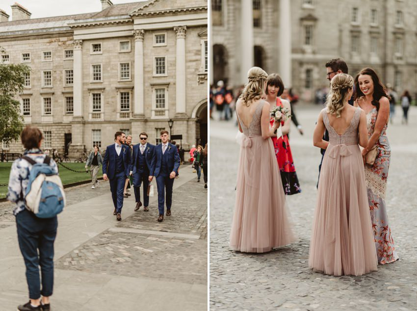 Summer Dublin City wedding Ireland 0002