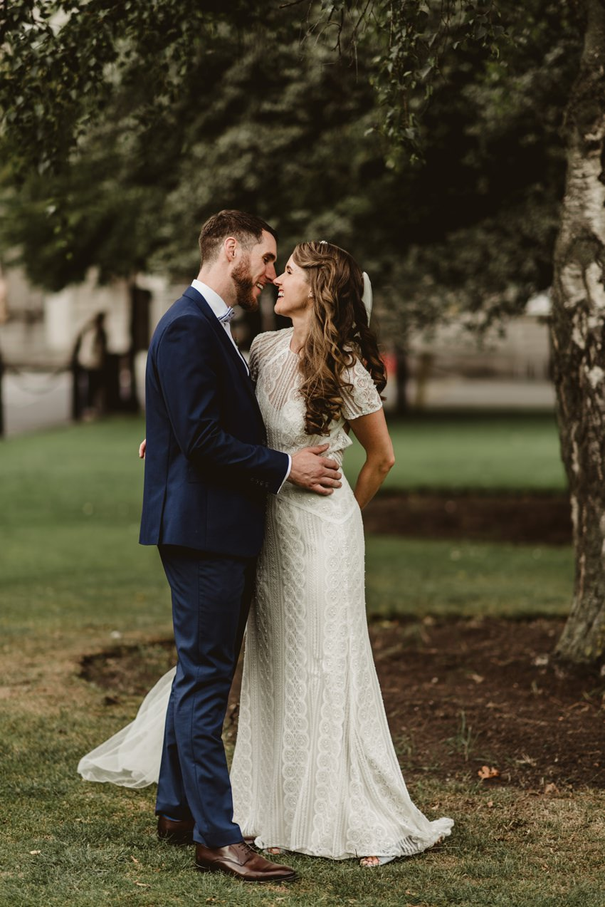 Summer Dublin City wedding Ireland 0010