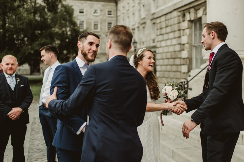 Summer Dublin City wedding Ireland 0031