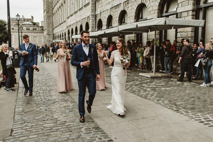 Summer Dublin City wedding Ireland 0043