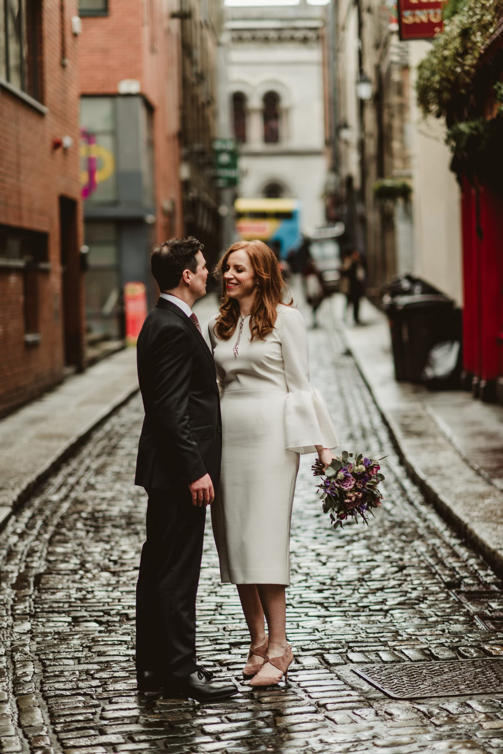 temple bar wedding,