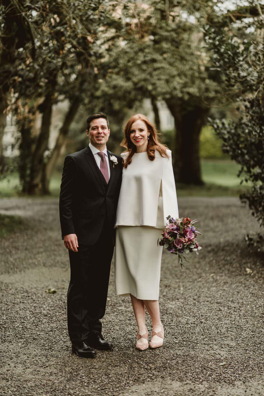 modern wedding dress,