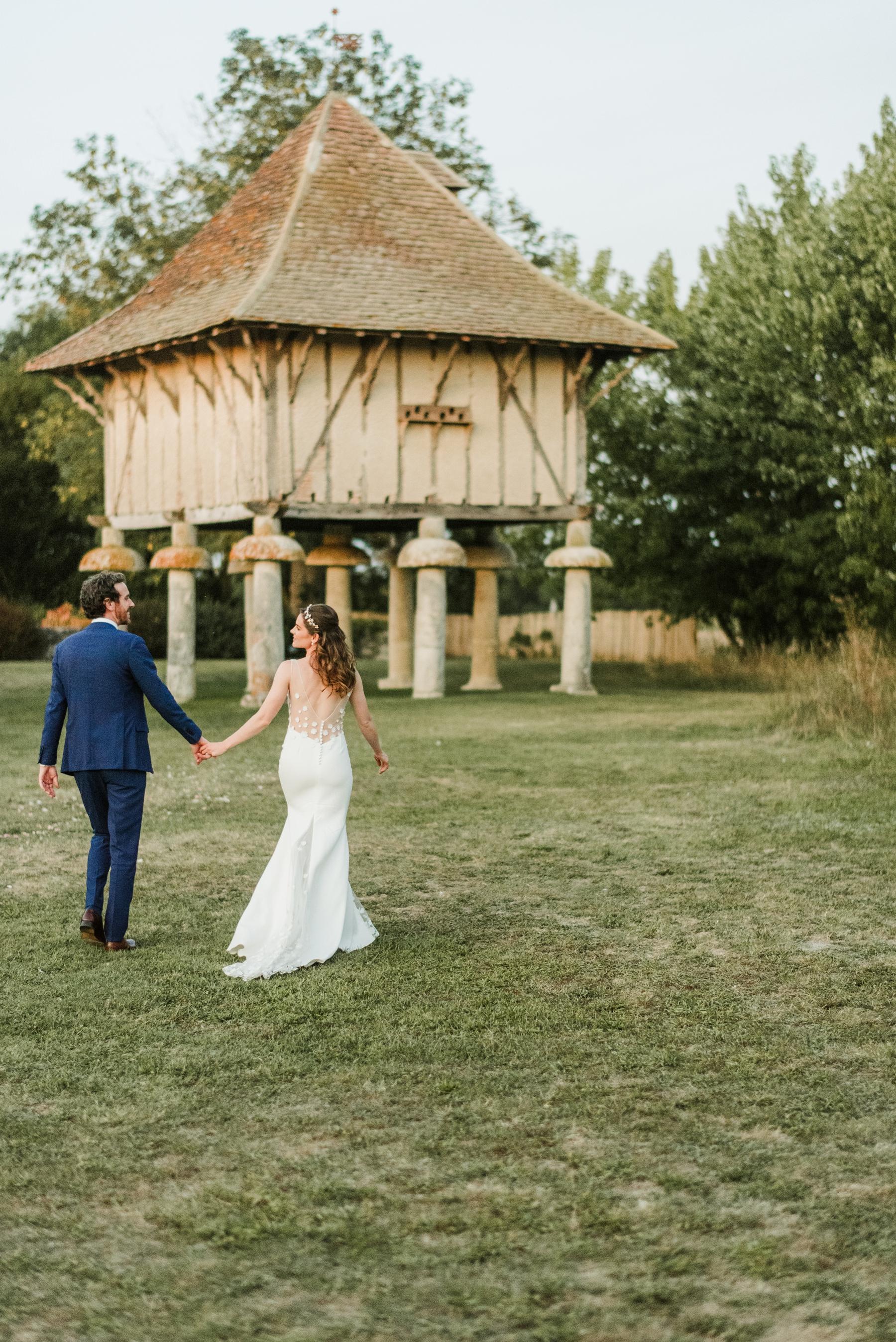 Wedding Photographs le manoir du bout du Pont00016