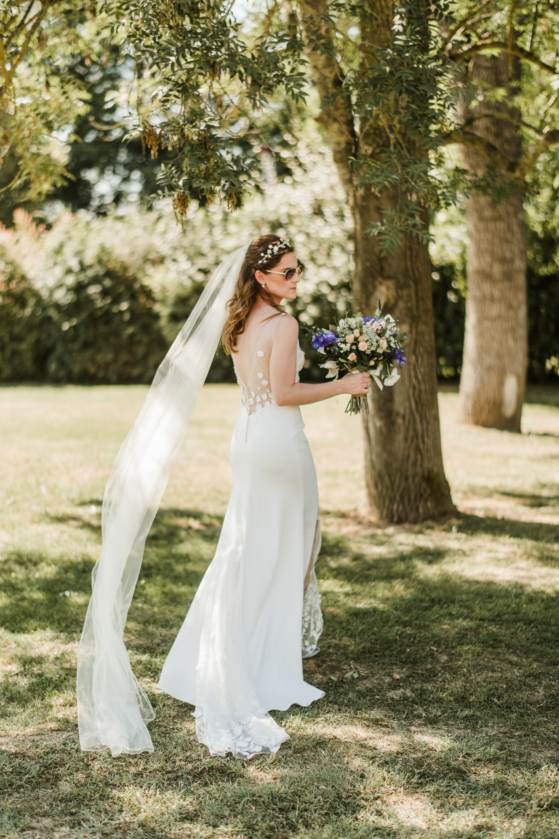 Wedding Photographs le manoir du bout du Pont00046