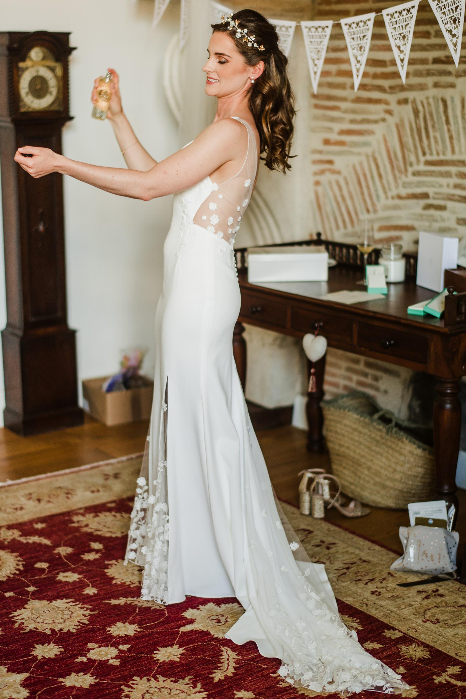 Wedding Photographs le manoir du bout du Pont00052