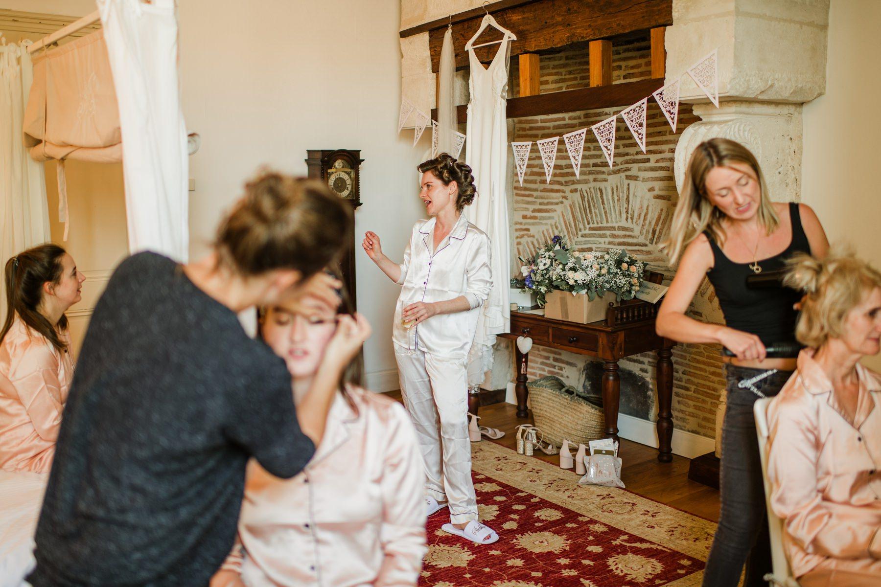 Wedding Photographs le manoir du bout du Pont00073 2