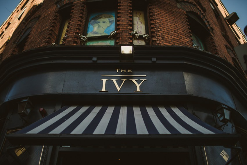 IVY pub in dublin