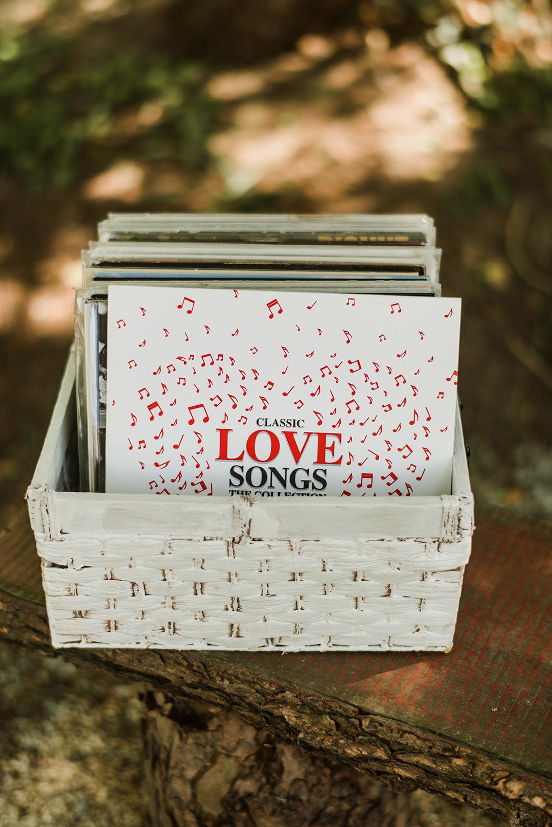 love song vinyls