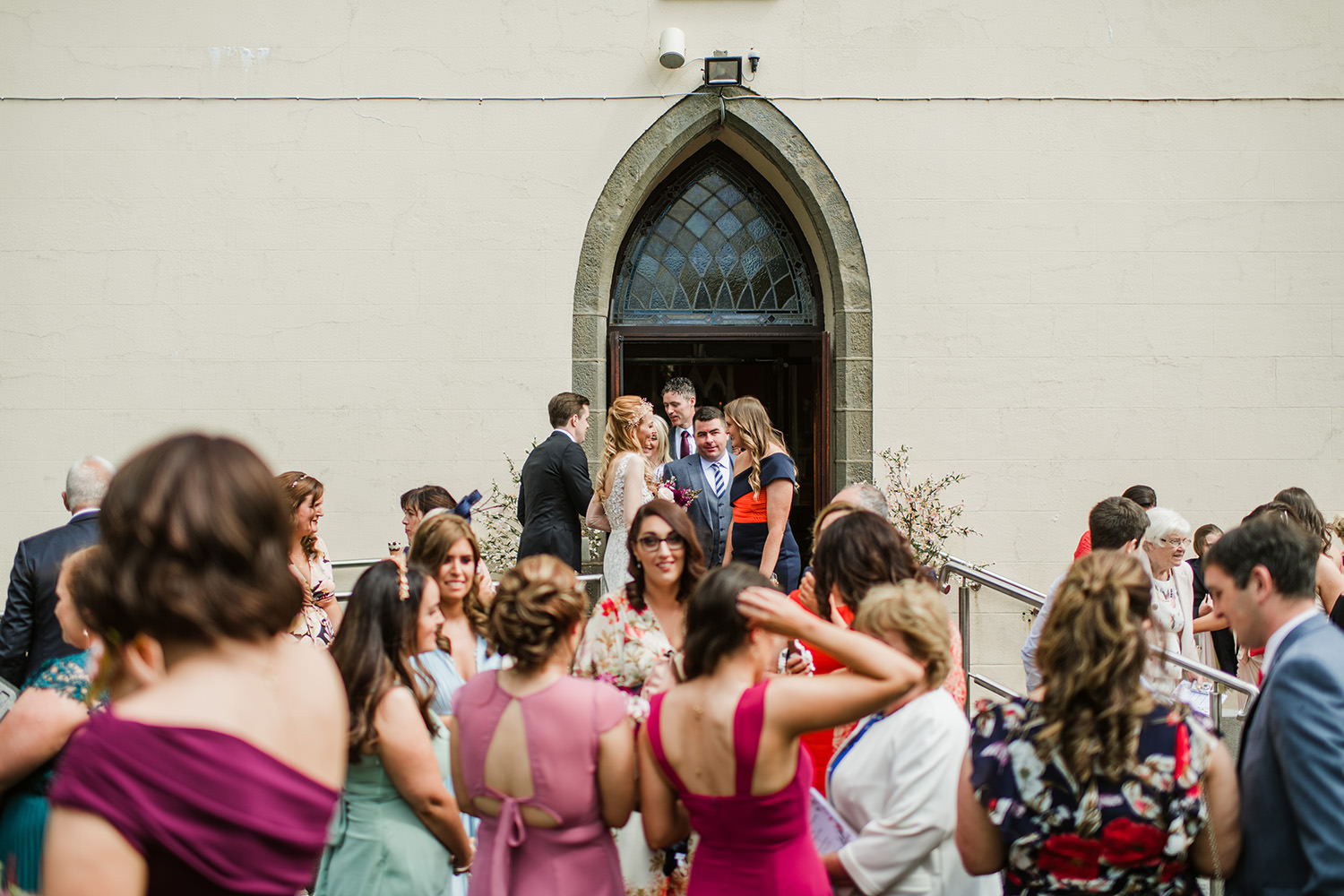 Wedding in Markree Castle co.Sligo 00036