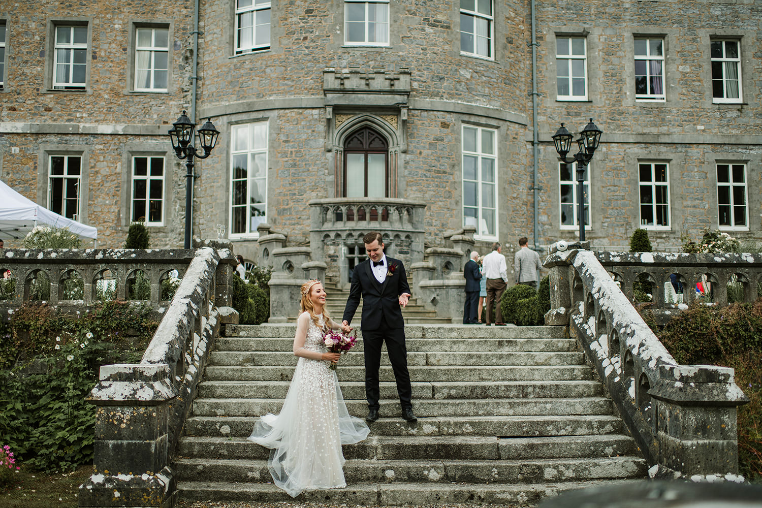 Wedding in Markree Castle co.Sligo 00040