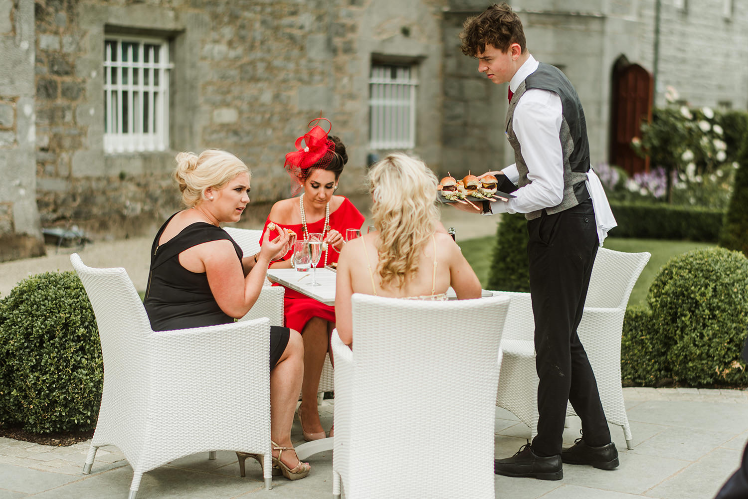 Wedding in Markree Castle co.Sligo 00074